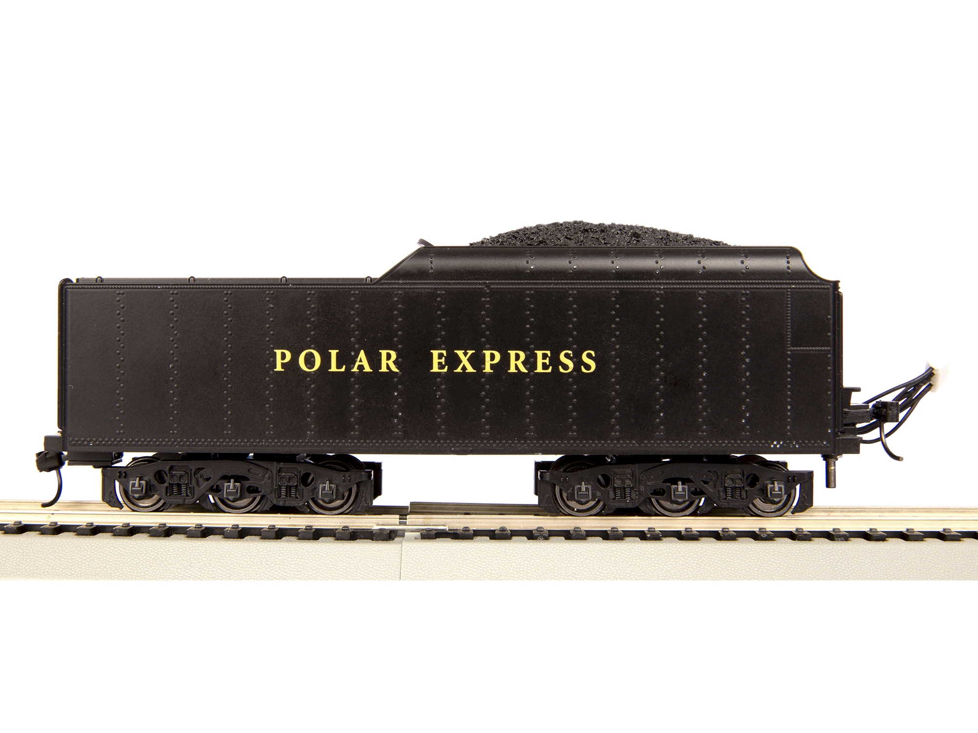 The Polar Express™ Berkshire HO Scale Locomotive and Tender with RemoteLionel Trains