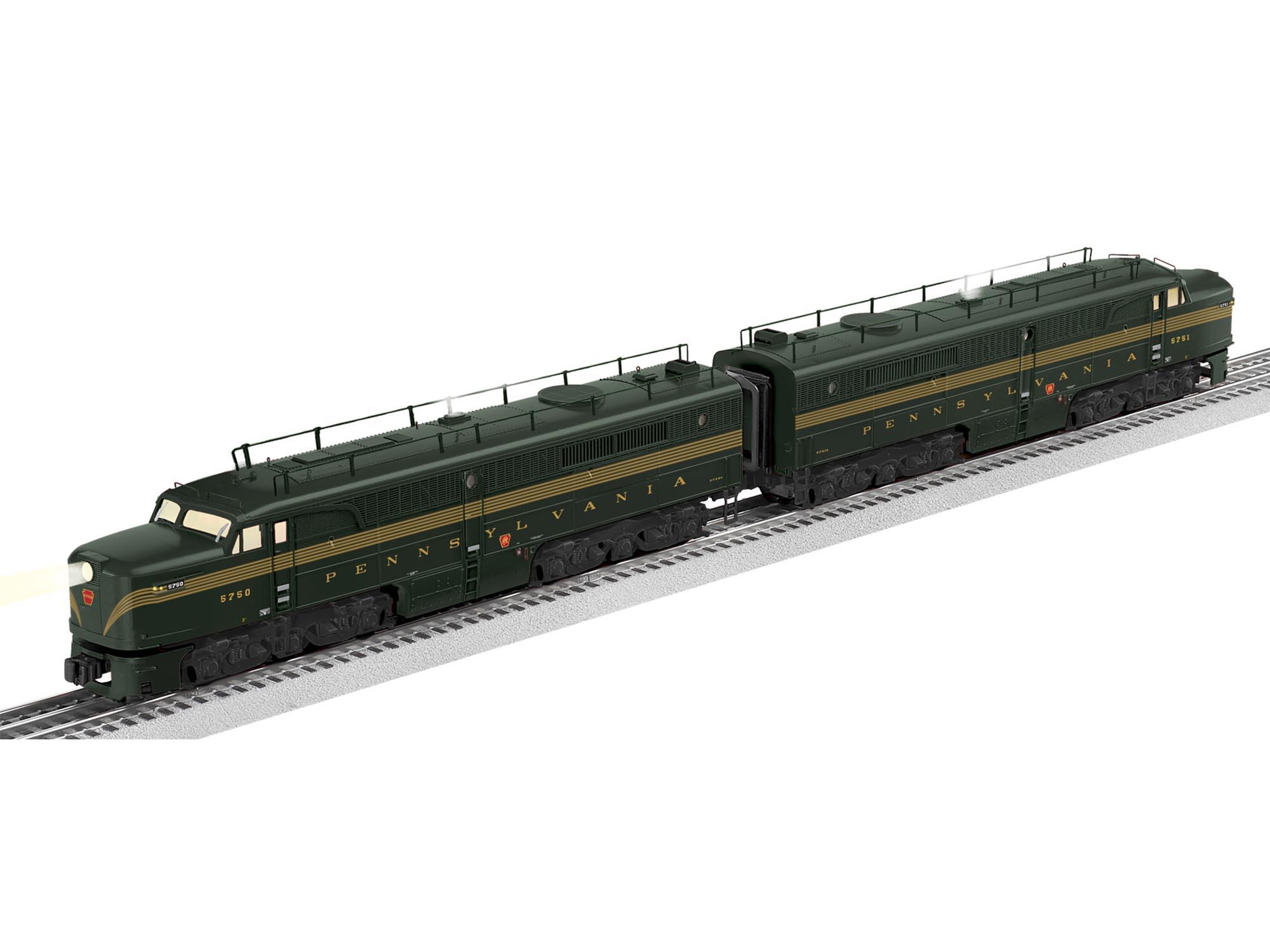 LIONEL TRAIN PARTS DIESEL ENGINE LOCOMOTIVE POWER TRUCK SET PAIR METAL O GAUGE
