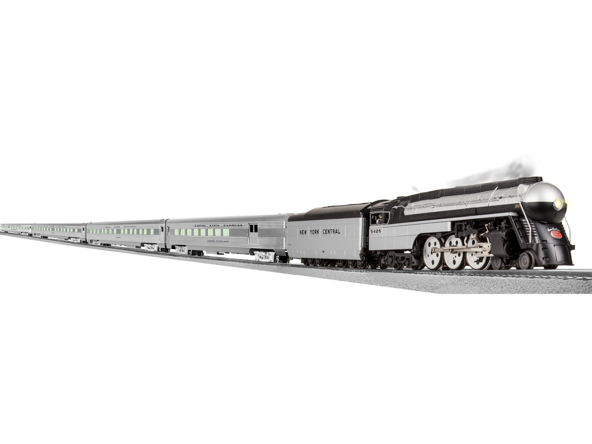 Empire State Express Set (LEGACY Scale J3a Hudson #5426)