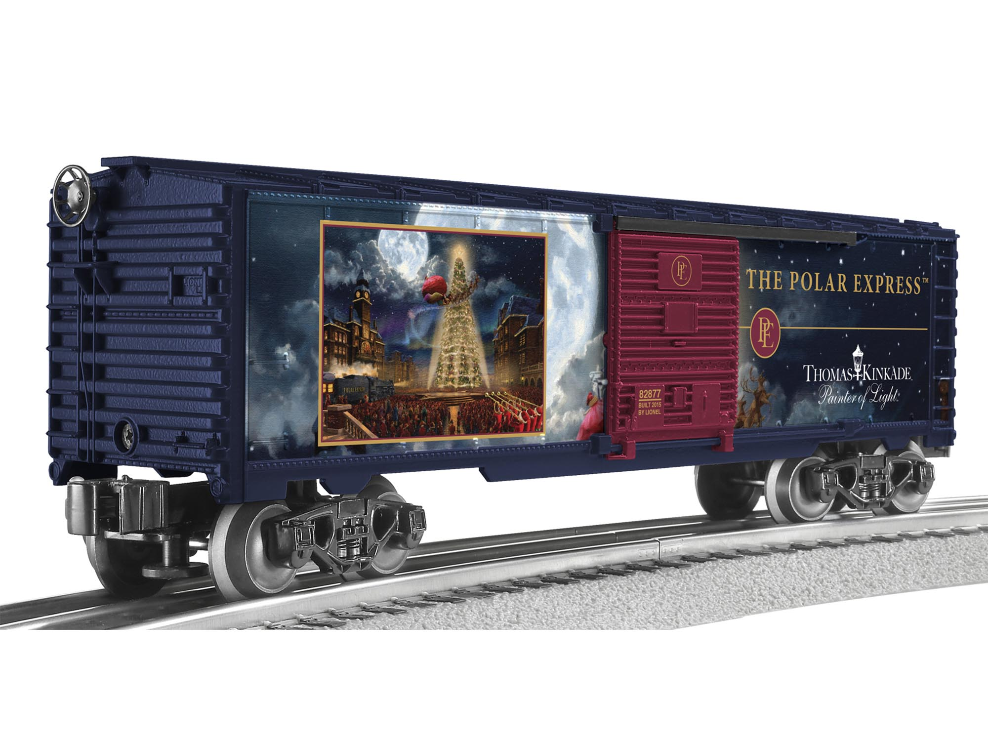 USA Model Trains: Model Trains Made in the USA at Lionel