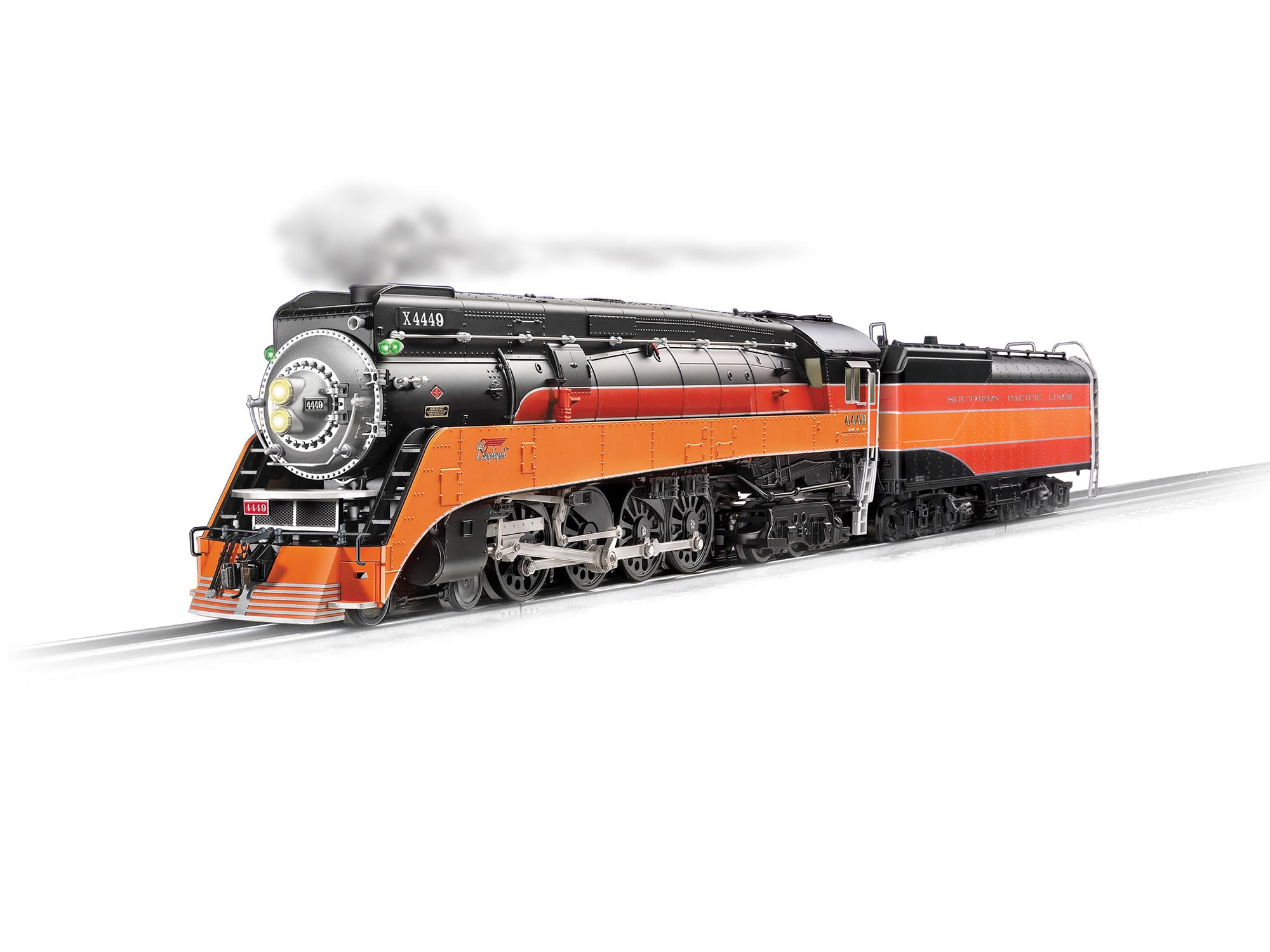 Southern Pacific Lines 4449 GS4 – Lionel Legacy Wiring Schematics