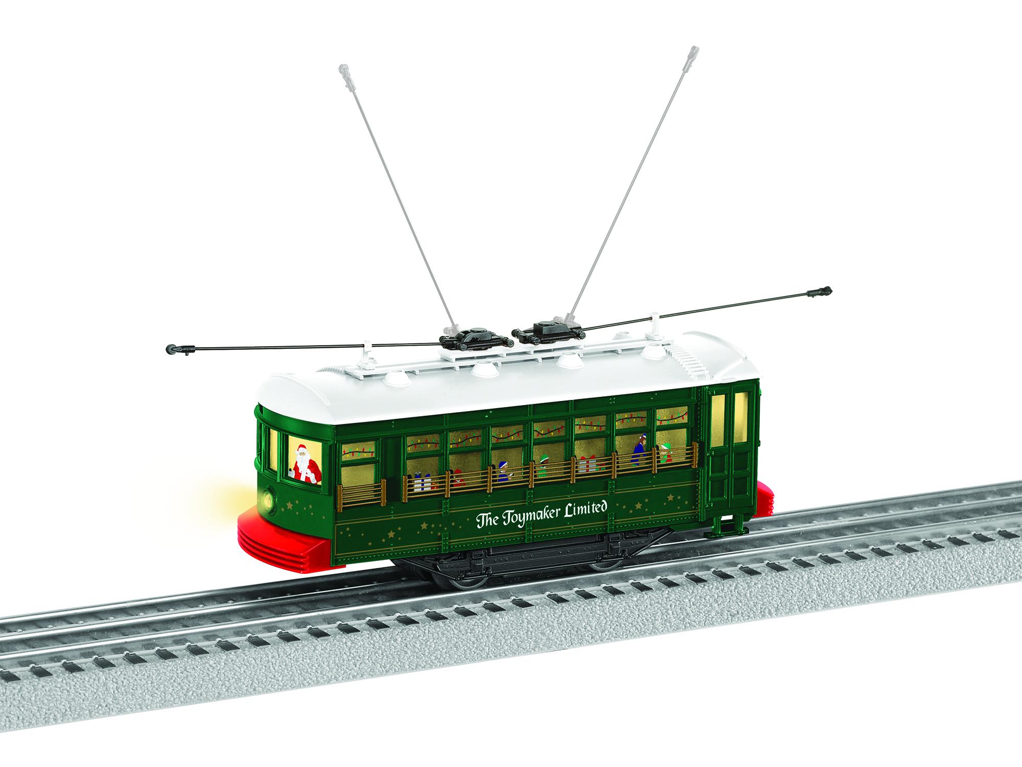 O-27 Toymaker Limited Trolley Set
