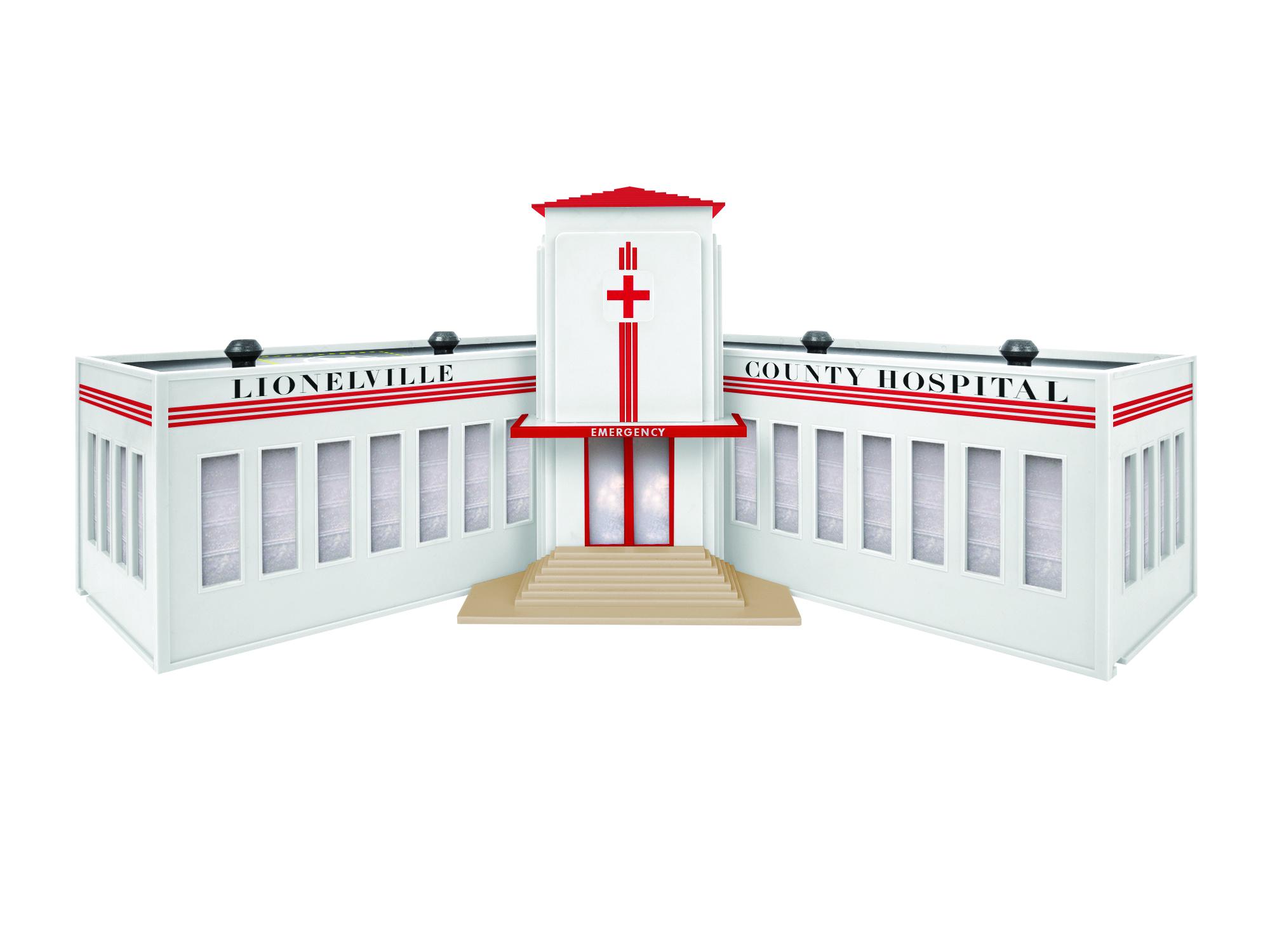 O Lionelville Hospital