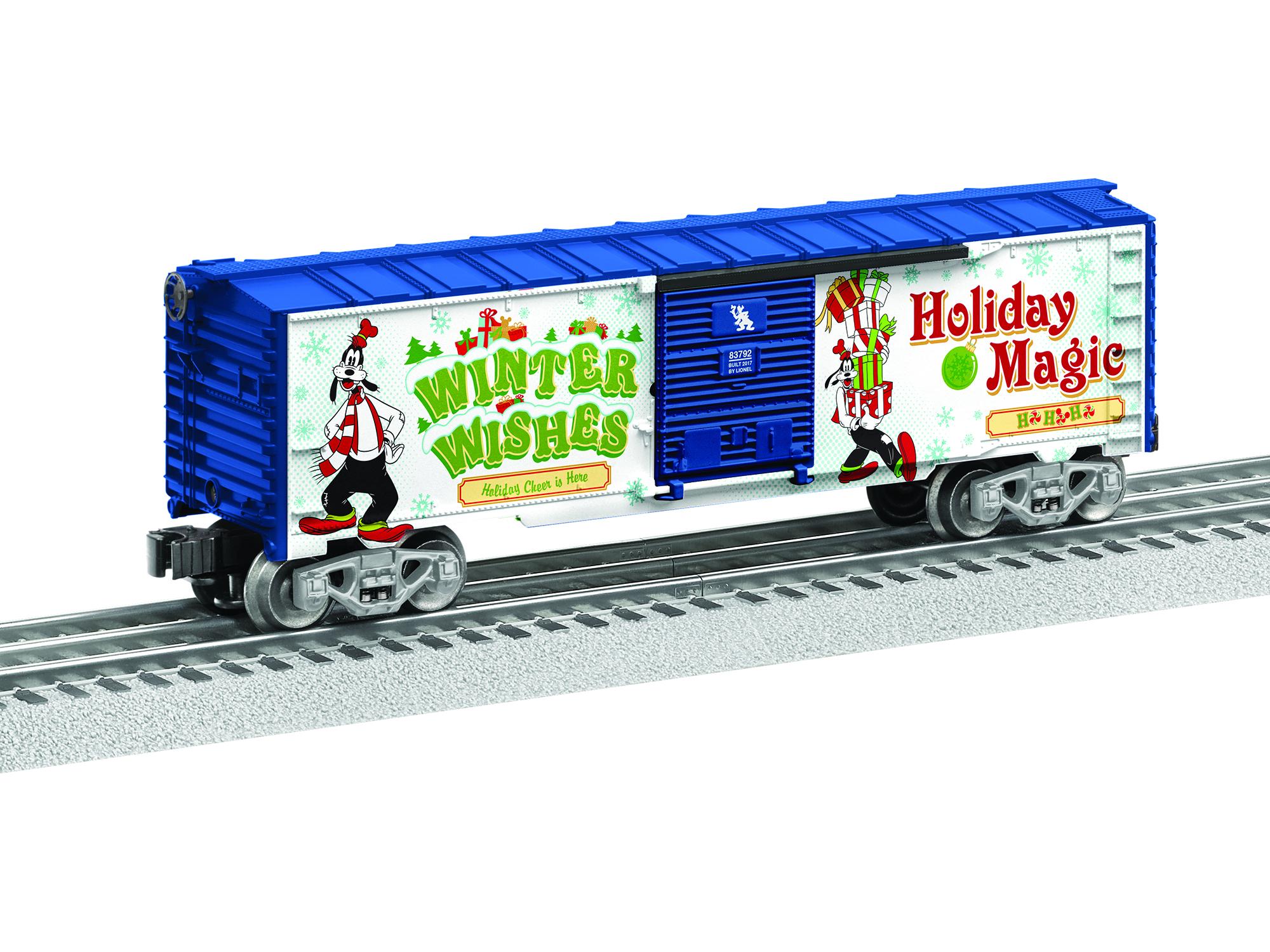 LNL683792 Lionel O Goofy Happy Holidays BC 434-683792