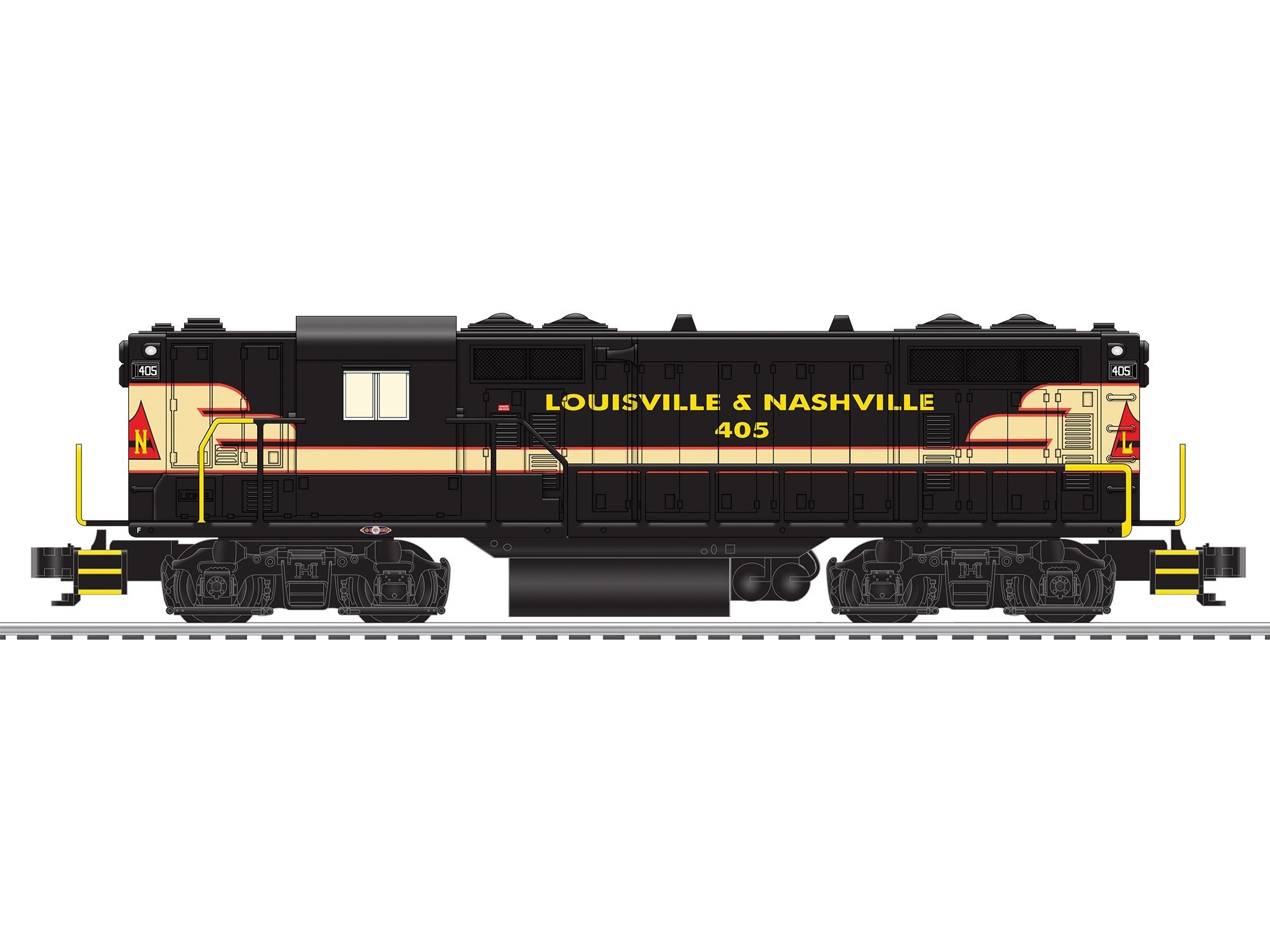 Louisville & Nashville LionChief® Plus GP7