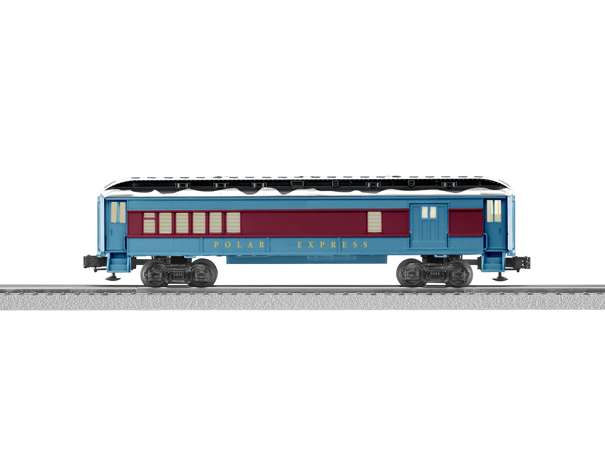 Lionel 684600 O Combination Car Polar Express Polar Express