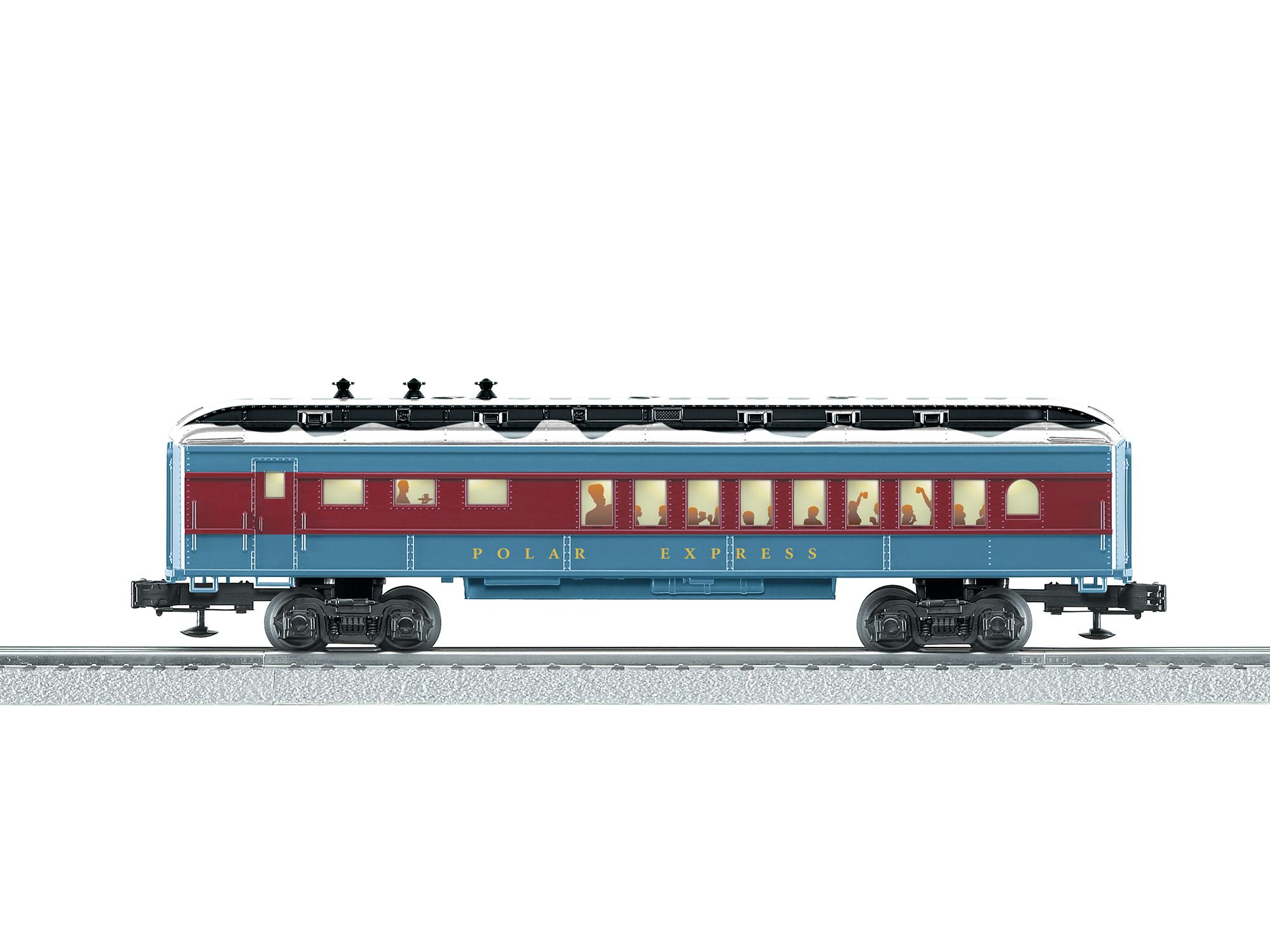 Lionel 684604 O Diner Polar Express Polar Express 434-684604