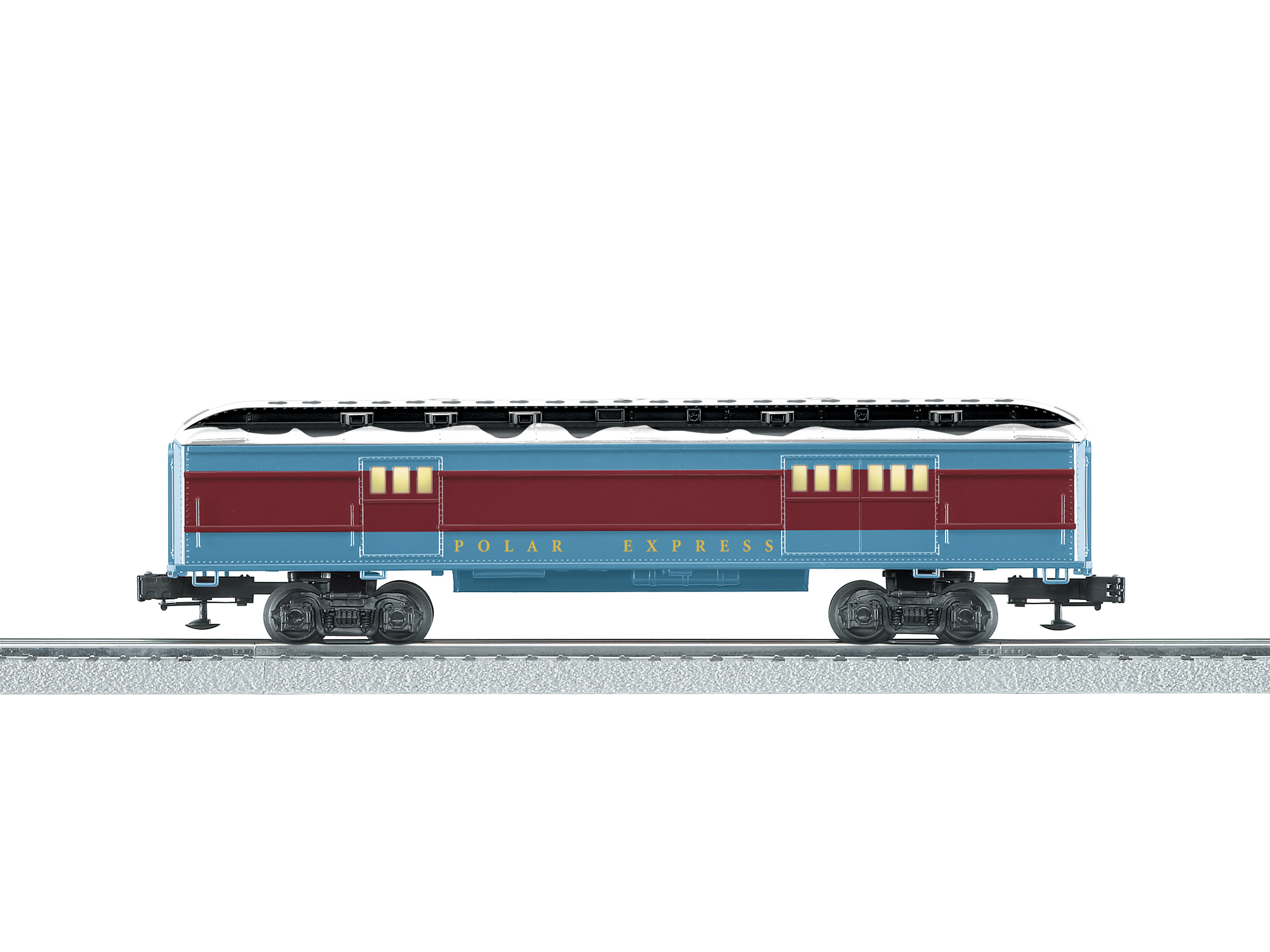 Lionel 684605 O Baggage Car Polar Express Polar Express
