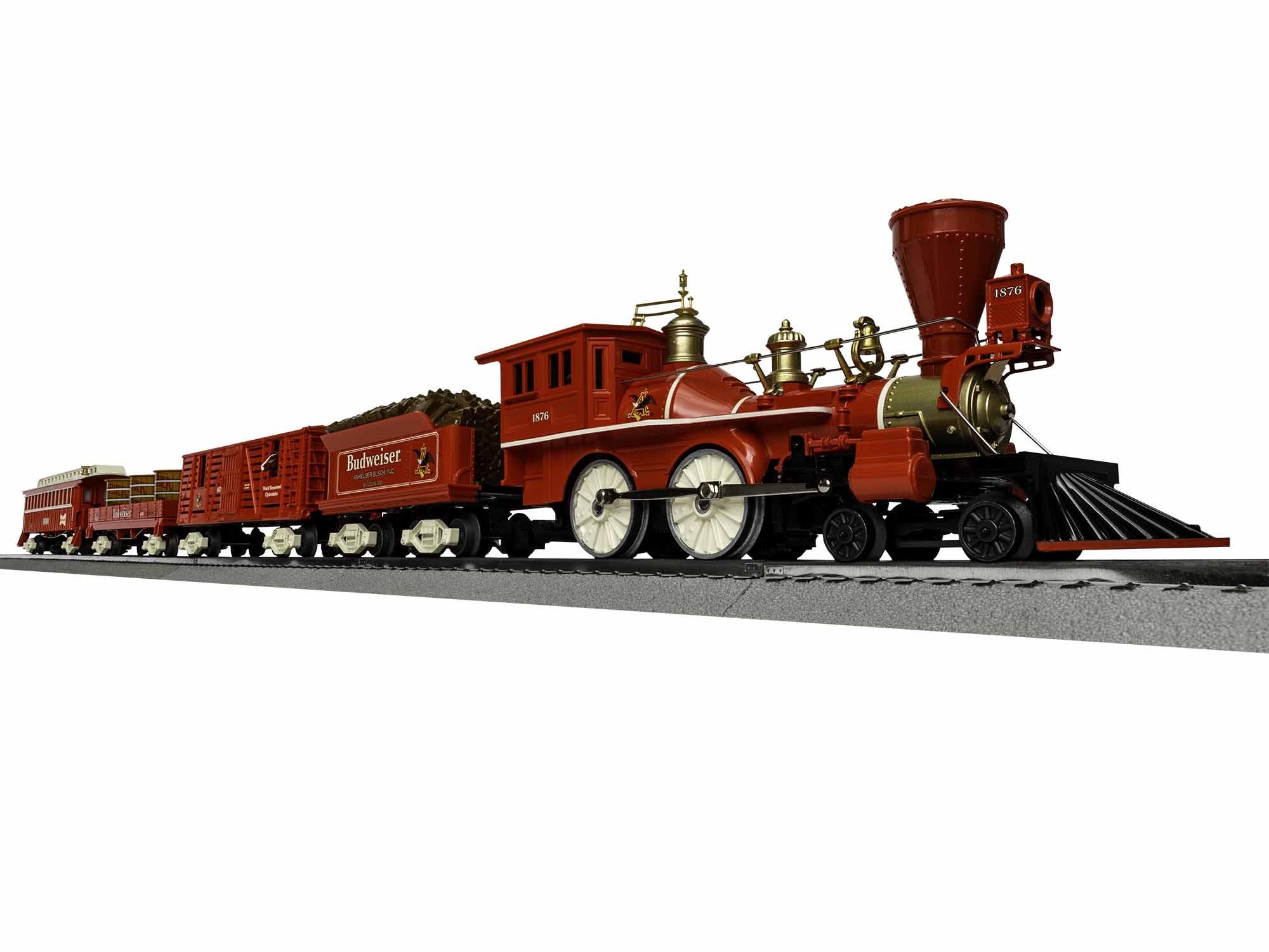 857113a50 Anheuser-Busch Clydesdale LionChief Set