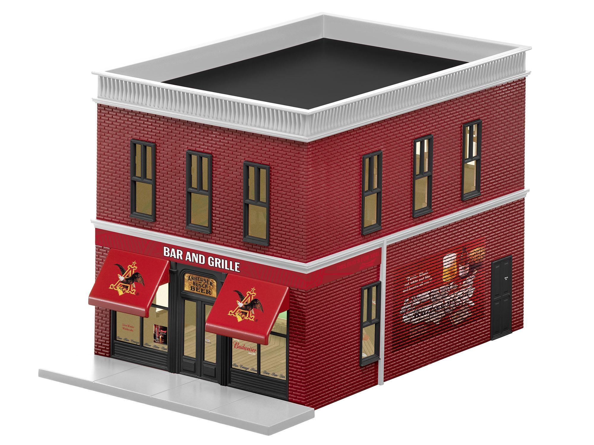 LNL684794 Lionel O Budweiser Bar & Grille