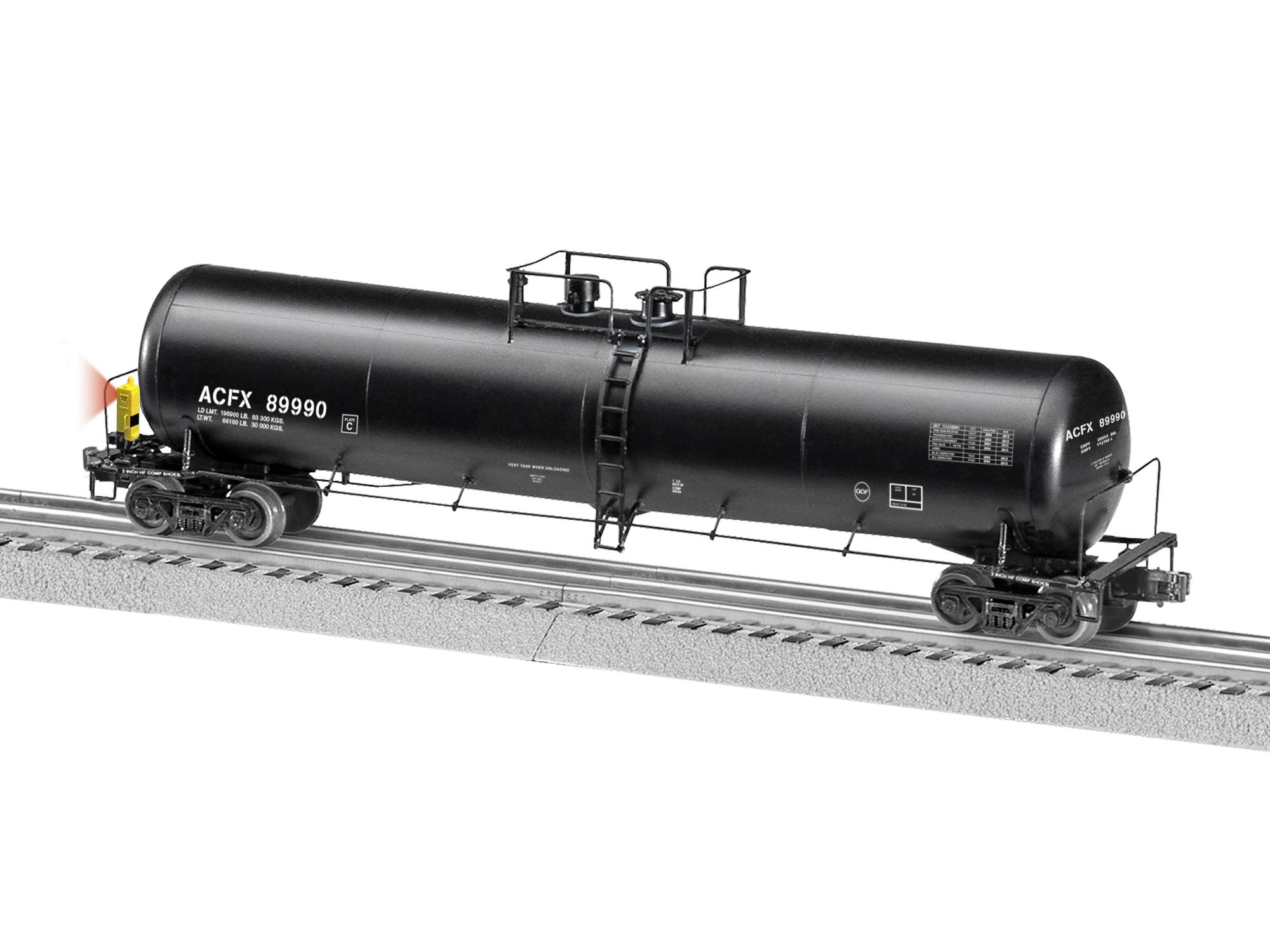O 30K Gallon Tank w/EOT, ACFX #89990
