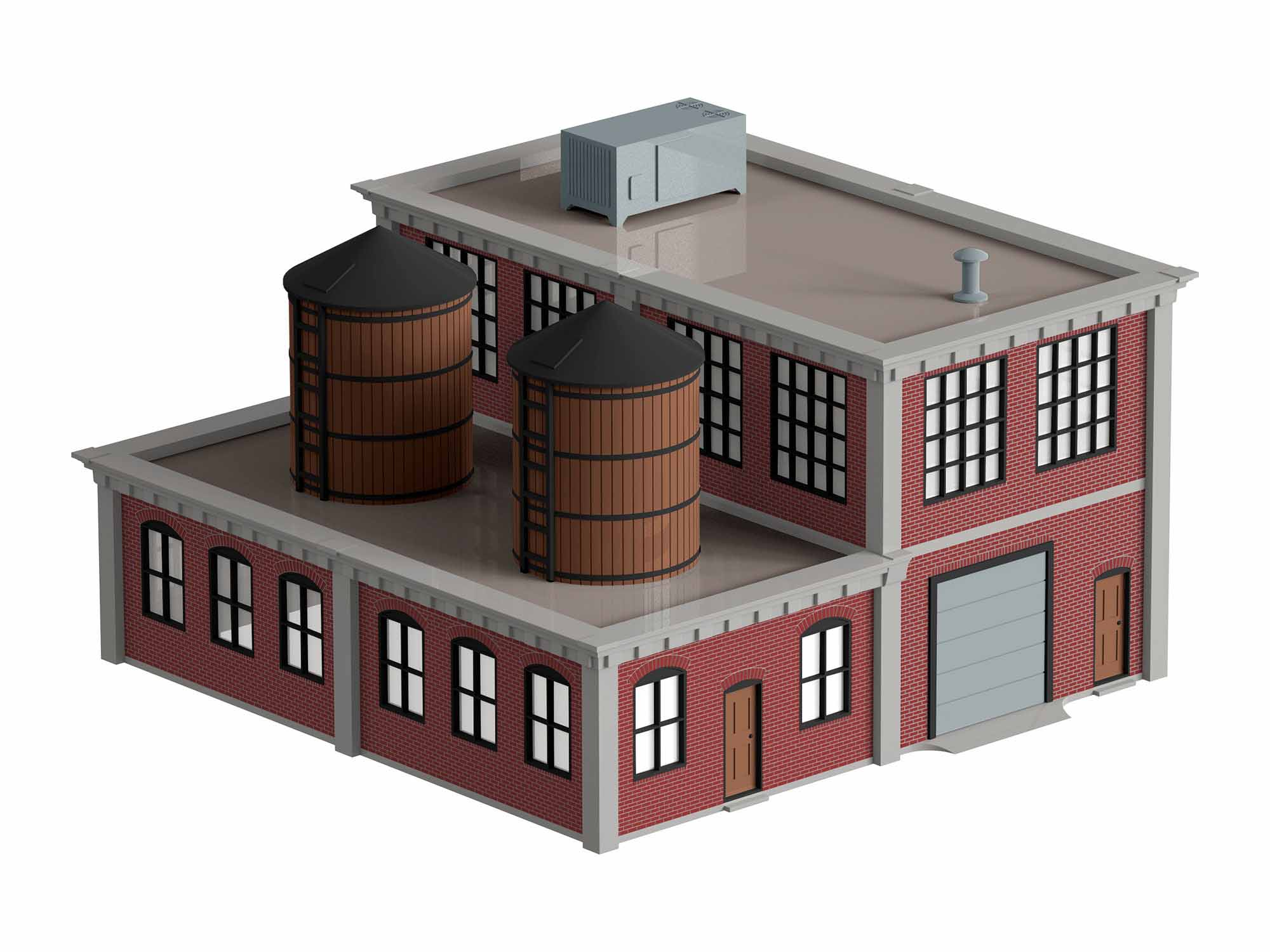 LNL685314 Lionel O Hometown Brewery Kit