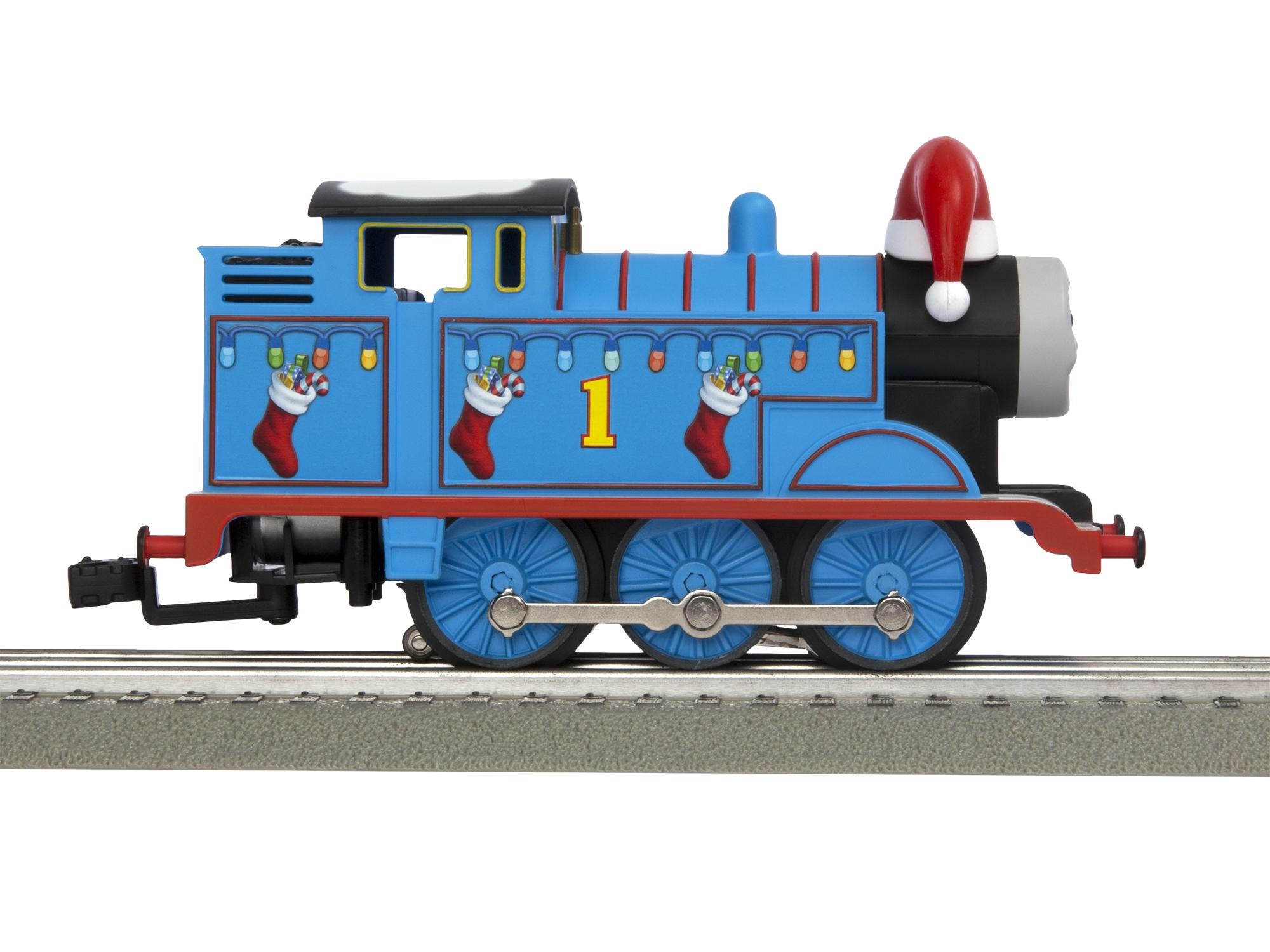 Thomas The Train Christmas.Thomas Friends Christmas Freight Lionchief Set With Bluetooth
