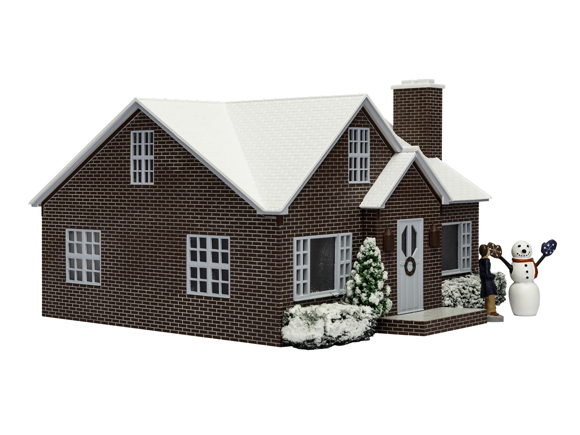 Plug-Expand-Play The Polar Express Hero Boy\'s House
