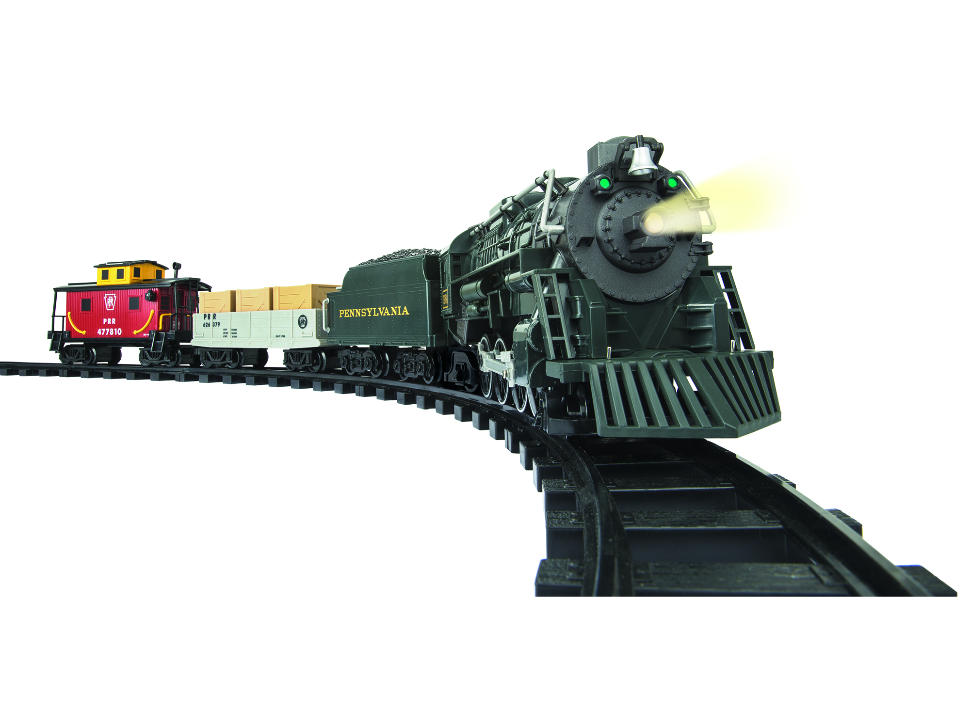Lionel 711808 G Pennsylvania Flyer Ready-to-Play Freight Set