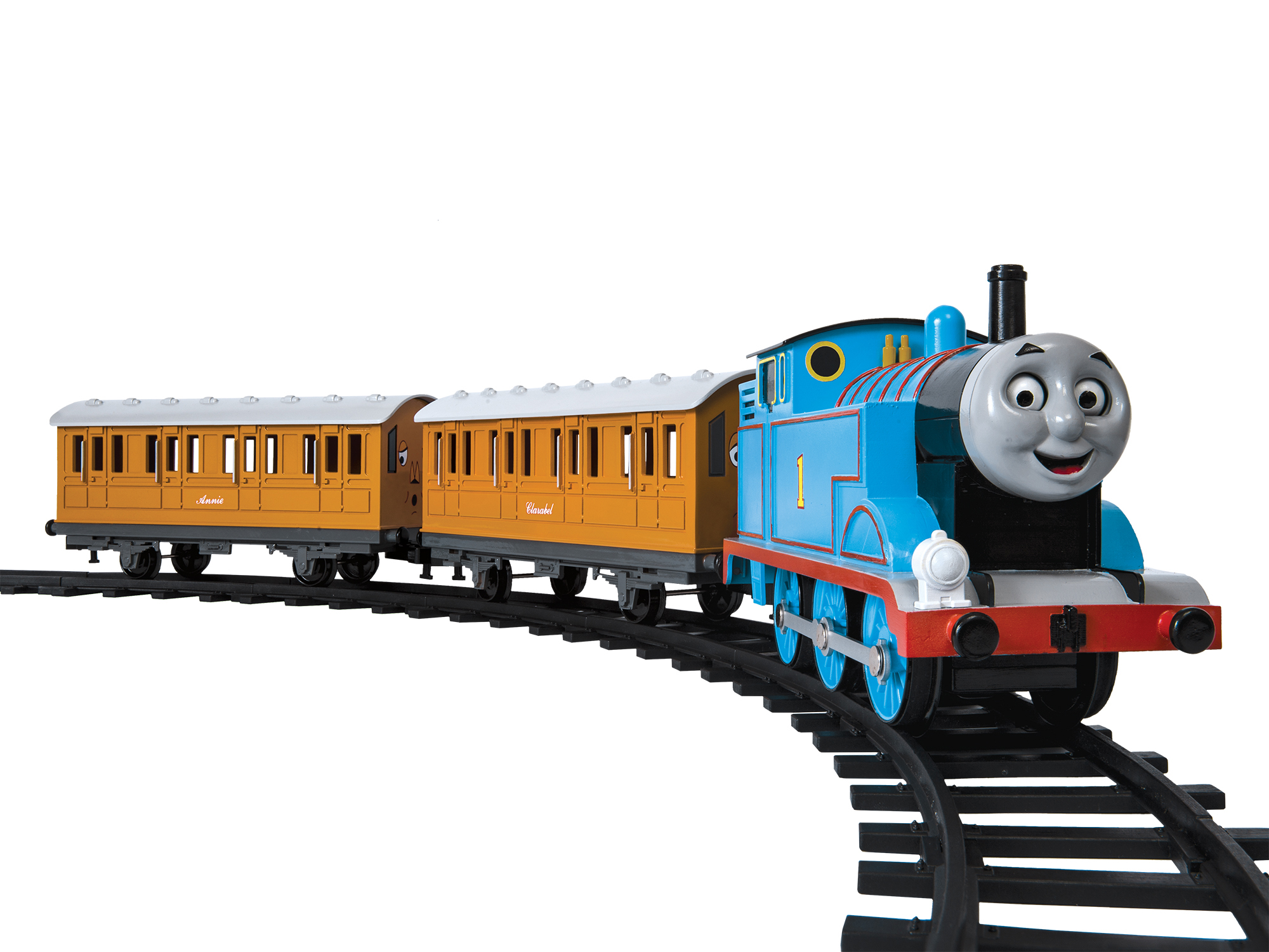 Lionel 711903 G Thomas and Friends Set Ready-to-Play Thomas 0-6-0 Annie Clarabel 434-711903