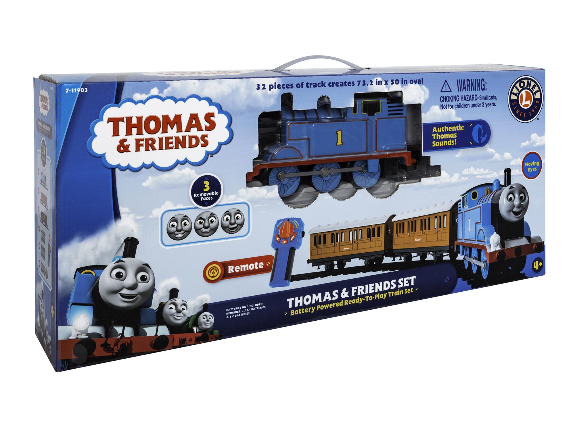 Thomas Friends Ready To Play Set