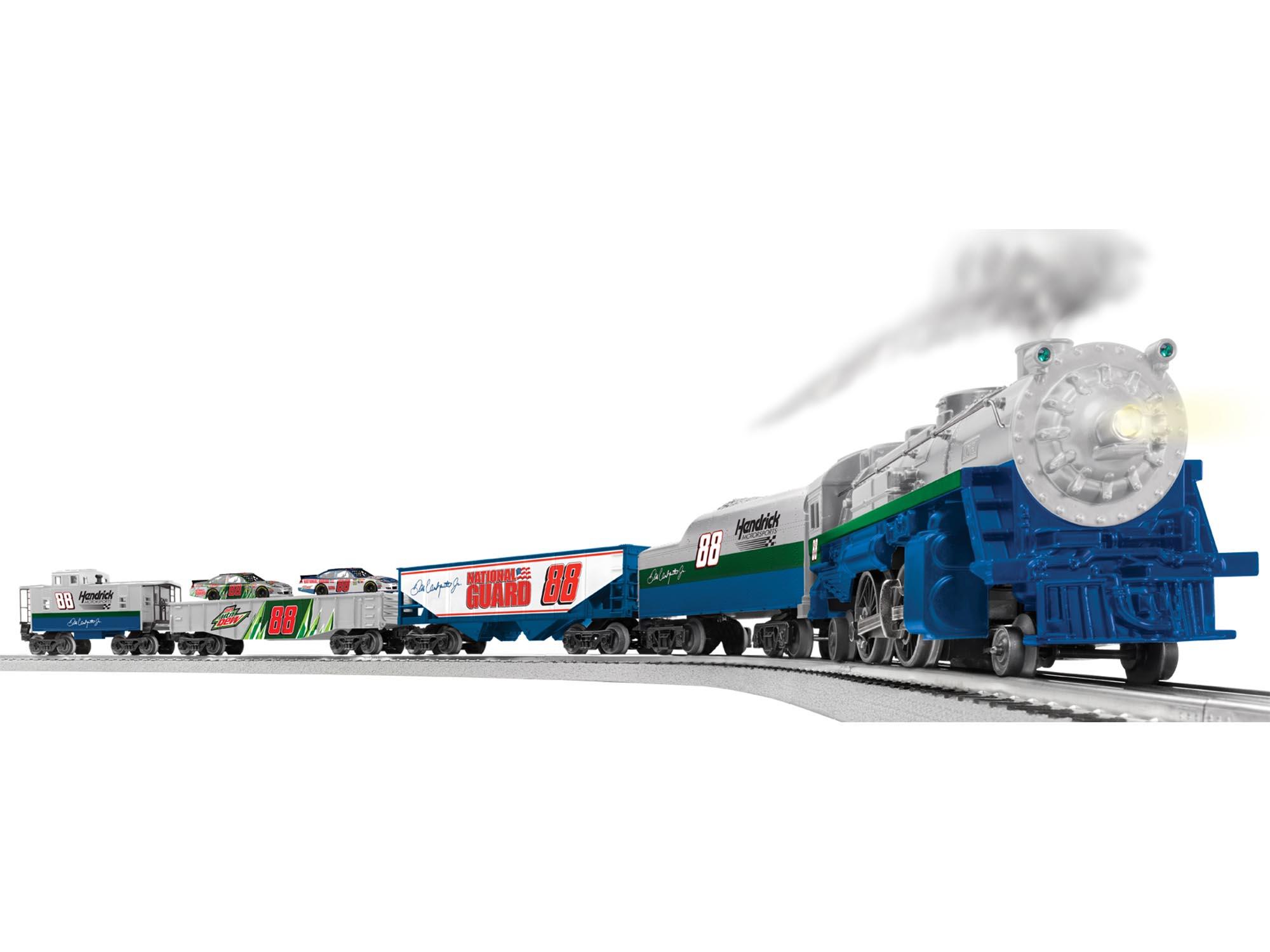 Lionel O T8828 Dale Earnhardt Jr. #88 Nascar Train Set ...